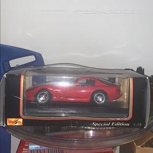 Dodge Viper model car